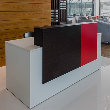 Commercial Modular Cabinets and Customized Furniture Brochure